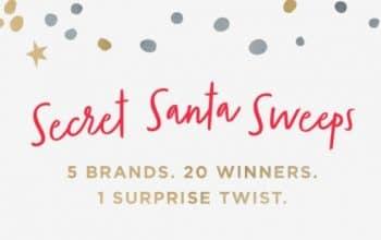West Elm Secret Santa Sweepstakes (Ends 12/15)