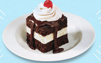 FREE Hot Fudge Cake at Shoney's on December 7