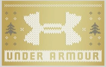 UNDER ARMOUR® Gift Like a Pro Instant Win Game and Sweepstakes (Ends 12/31)