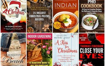 10 FREE Kindle Books for 12/19