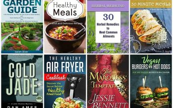 10 FREE Kindle Books for 12/29