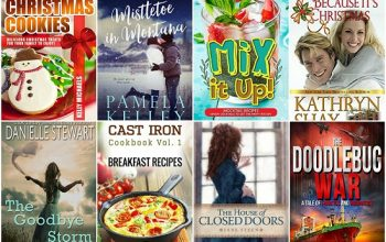 10 FREE Kindle Books for 12/5