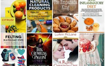 10 FREE Kindle Books for 12/1