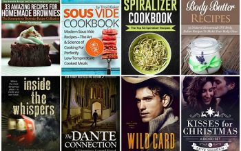10 FREE Kindle Books for 12/8
