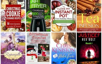 10 FREE Kindle Books for 12/11