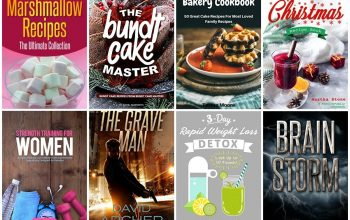 10 FREE Kindle Books for 12/13