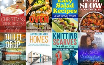 10 FREE Kindle Books for 12/15