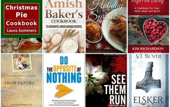 10 FREE Kindle Books for 12/18