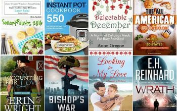 10 FREE Kindle Books for 12/7