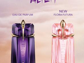 FREE Mugler Alien Flora Futura Fragrance Sample