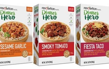 FREE Revolution Foods Dinner Hero Kit (coupon)