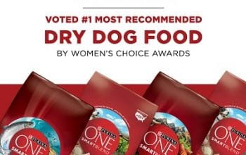 Win a 1 Year Supply of Purina Dog Food (ends 1/31)