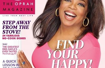 FREE Oprah Magazine Subscription