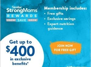 FREE Gift When You Join Similac® StrongMoms®