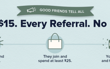 Ebates: Earn $15 for Every Referral – No Limit! (Ends 3/31)
