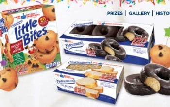Entenmann's 120th Birthday Sweepstakes (Ends 3/30)
