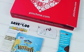 *Check Accounts for Possible Early Access!* PINCHme FREE Samples Available Tuesday 1/23 at 12PM EST