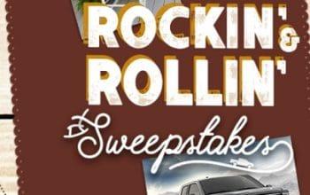 Cracker Barrel's Rockin' & Rollin' Sweepstakes (Ends 1/5)