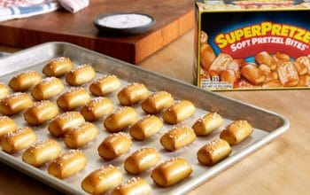 Printable Coupon: $.50 OFF any ONE (1) SUPERPRETZEL® Soft Pretzel Product