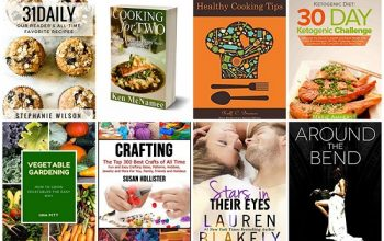 10 FREE Kindle Books for 1/3