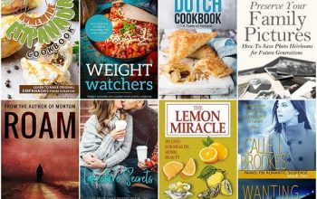 10 FREE Kindle Books for 1/16