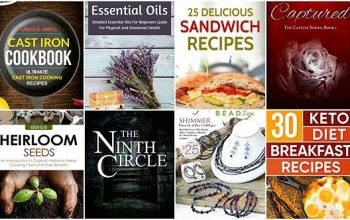 10 FREE Kindle Books for 1/18