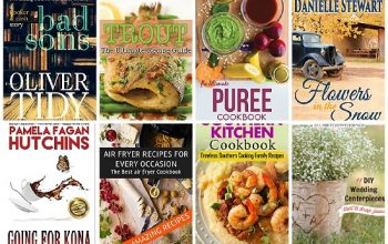 10 FREE Kindle Books for 1/19
