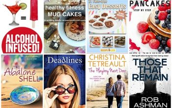 10 FREE Kindle Books for 1/22