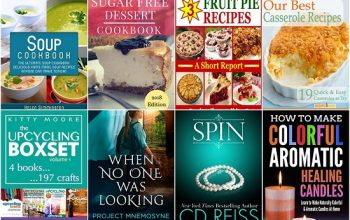10 FREE Kindle Books for 1/9