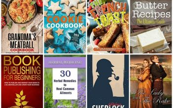 10 FREE Kindle Books for 1/12