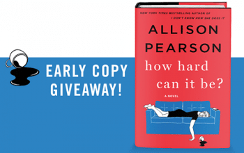 FREE 'How Hard Can it Be?' by Allison Pearson Book