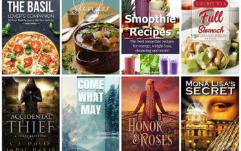 10 FREE Kindle Books for 2/28
