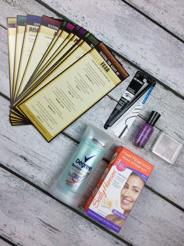 Freebies with magazines 2018