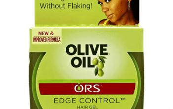 FREE Olive Oil Edge Control Hair Gel Sample