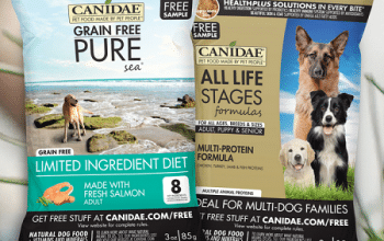 FREE Canidae Dog Food Sample