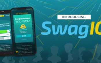 NEW SwagIQ – Tune-in TODAY to Win up to $1000 Playing SwagIQ!