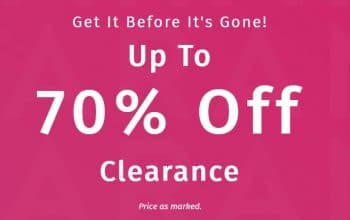 Charlotte Russe: Extra 20% Off Sale Items! (Ends Today)