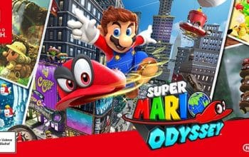 Enter to Win a Nintendo Switch Prize Pack (ends 3/16)