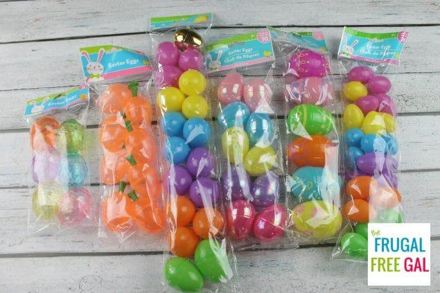Dollar Tree Easter Items