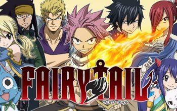 FREE Fairy Tail Season 1 on Amazon Video!