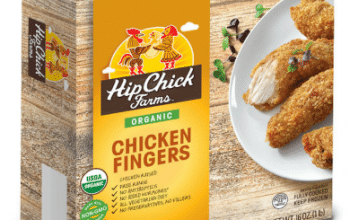 Social Nature Sampling Opportunity: Hip Chick Organic Chicken Fingers