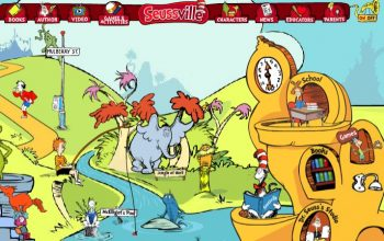 FREE Dr. Seuss Games and Activities