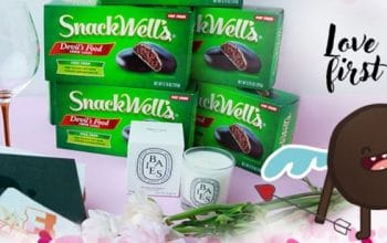 SnackWell's Love at First Bite Giveaway (Ends 2/18)
