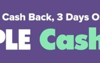 Triple Cash Back at Ebates – 3 Days Only + $10 Gift Card!