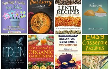 10 FREE Kindle Books for 2/20