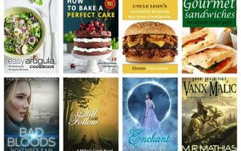 10 FREE Kindle Books for 2/21