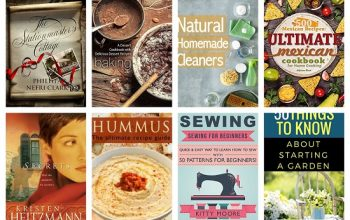 10 FREE Kindle Books for 2/23
