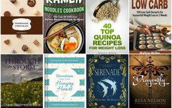 10 FREE Kindle Books for 2/26