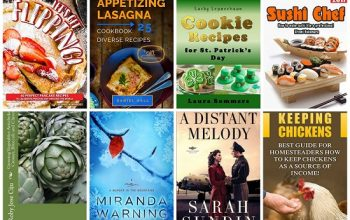 10 FREE Kindle Books for 2/27