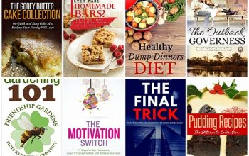 10 FREE Kindle Books for 2/6